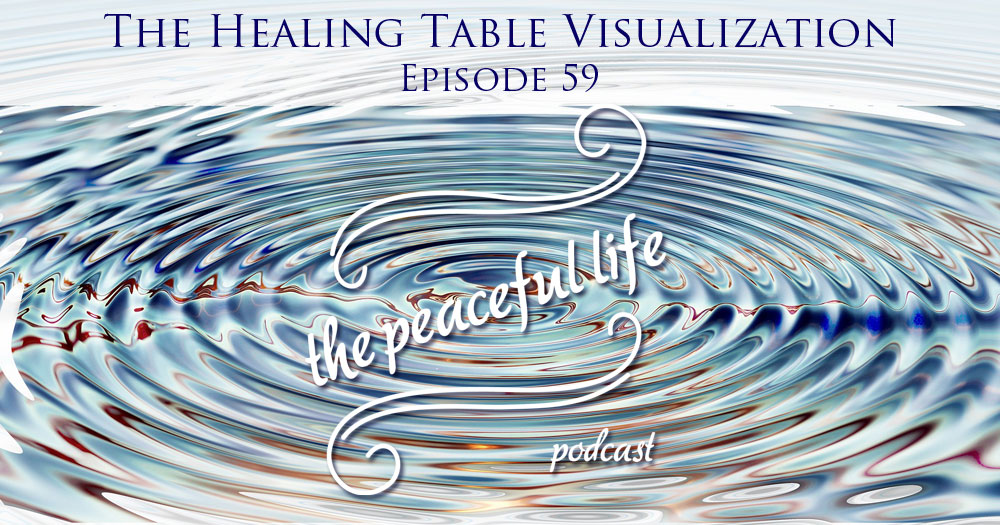 The Healing Table Visualization